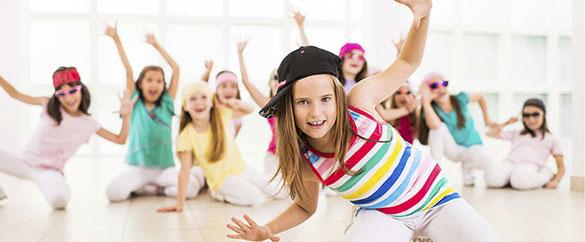 嘻哈儿童舞蹈